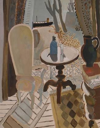 Werner Holenstein - Stiller Herbst in Paris (1965)
