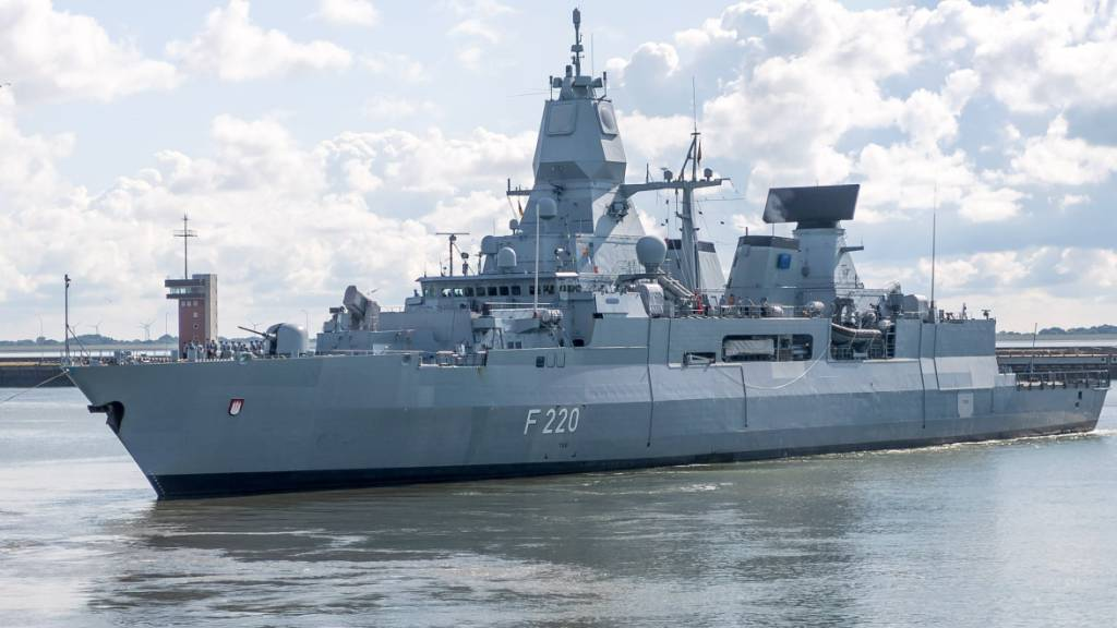 Türkei erzwingt Abbruch von deutscher Waffenembargo-Kontrolle