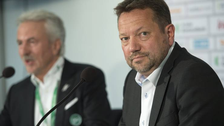 Der neue Verwaltungsratspraesident: Stefan Hernandez.