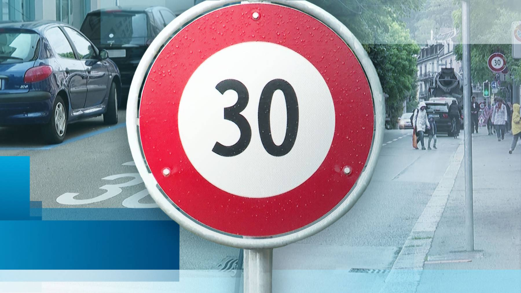 Tempo 30: Jetzt kommt es in Zürich zur grossen Verkehrsschlacht