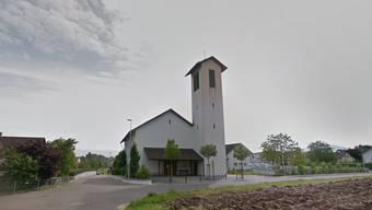 Reformierte Kirche Möhlin