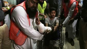 Selbstmordanschlag in der Nähe eines Spielplatzes in Pakistan