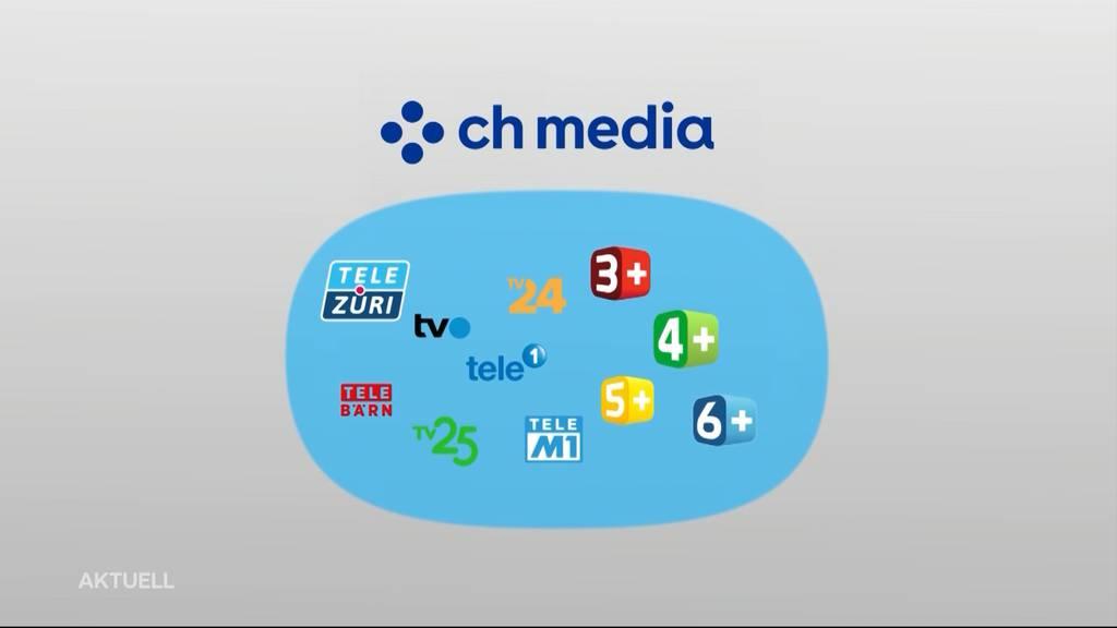 CH Media übernimmt Fernsehgruppe 3 Plus