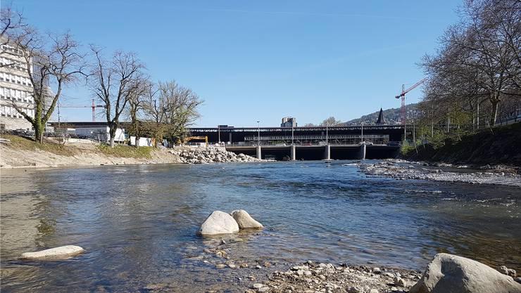 Der Hochwasserstollen soll die Stadt Zürich vor Milliardenschäden schützen – das hat aber auch seinen Preis. (Themenbild)
