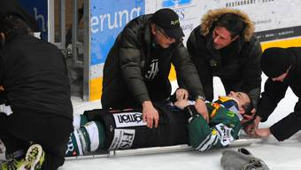 Der Unfall ereignete sich während des Playoff-Halbfinals am 5. März 2013.