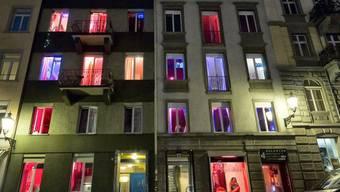 Prostitution im Zürcher Niederdorf (Bild: Archiv)