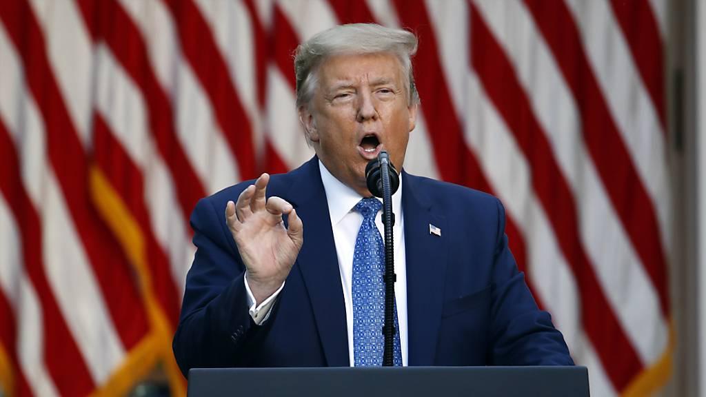 Trump will Umweltprüfungen bei Grossprojekten reduzieren