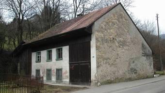 Das Dorfmuseum in Lostorf.