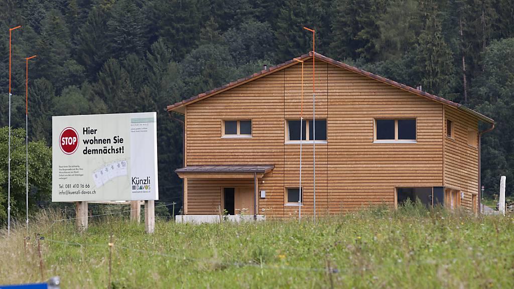 Preise für Einfamilienhäuser steigen auch im Juli weiter