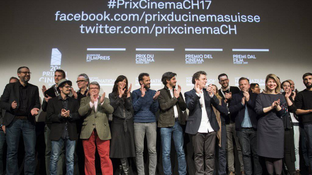 """Der Mittwoch gehörte zu den Höhepunkten der 52. Solothurner Filmtage: An der """"Nacht der Nominationen"""" wurden die Kandidaten für den Schweizer Filmpreis verkündet."""