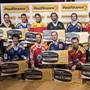 Die Topskorer der 12 Swiss-League-Teams wurden im Oltner Kino Capitol geehrt.