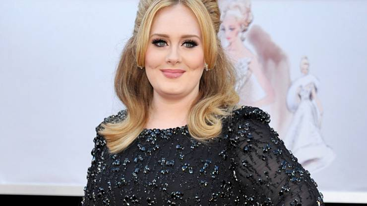Adele (27): Die First Lady des Pop