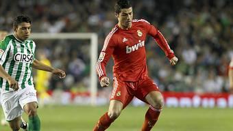 Cristiano Ronaldo führt Real Madrid zum Sieg