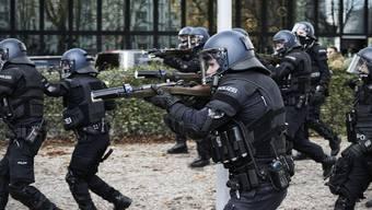 Die Ausschreitungen der Basel Nazifrei-Demo vom November 2018 sorgen noch immer für Diskussionen.