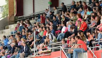 Auf dieser Tribüne haben FCB-Fans einst mit ihrem Club mitgefiebert –unbestritten am Projekt ist derzeit einzig, dass die Tribüne abgerissen wird.Uwe Zinke