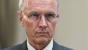 Hans-Ulrich Bigler, Direktor des Schweizerischen Gewerbeverbands muss zurückrudern. (Archiv)