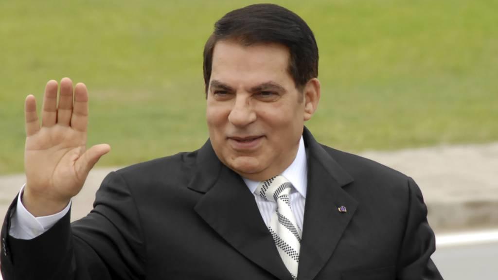 Tunesiens Ex-Machthaber Ben Ali im Alter von 83 Jahren gestorben