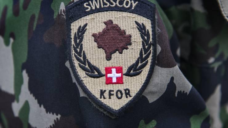Das Parlament hat einer Verlängerung des Swisscoy-Einsatzes im Kosovo zugestimmt. Dagegen stellten sich die SVP und die Grünen.