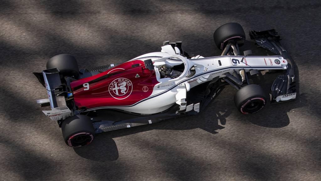 Formel 1: Sauber startet mit neuem Namen in neue Saison