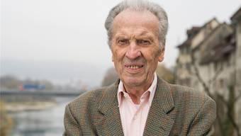 Rega Gründer Walter Odermatt