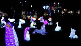 Weihnachtsbeleuchtung Solothurn