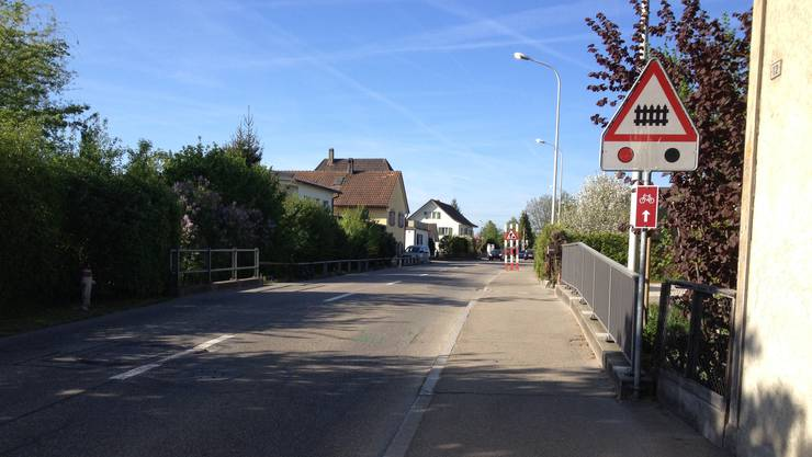 Es braucht eine neue Brücke über den Sagibach.