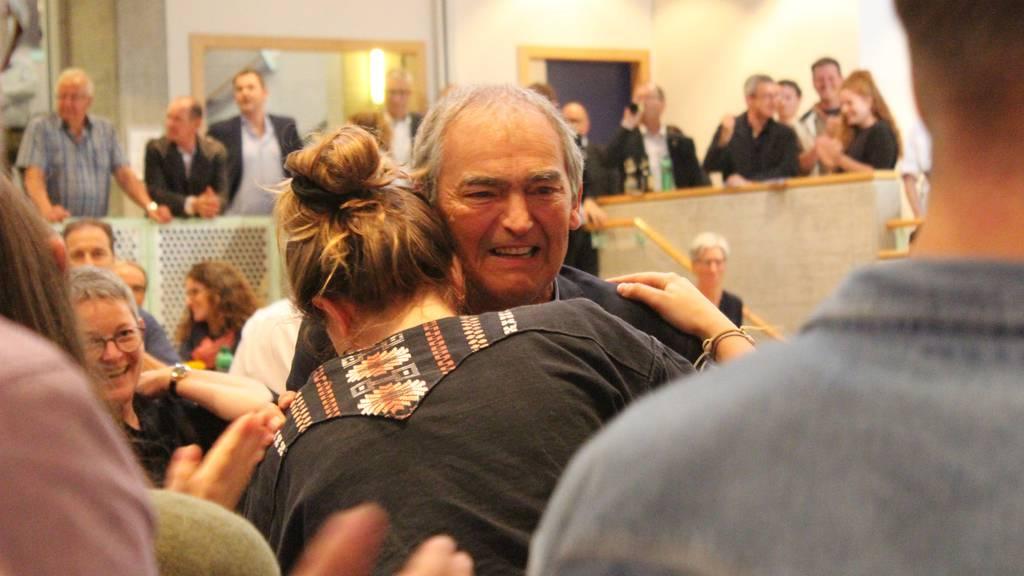 «Es ist eine Ehre» - die Grünen erobern den FDP-Sitz