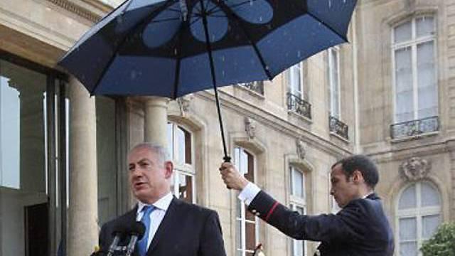 Netanjahu von den USA im Regen stehen gelassen?