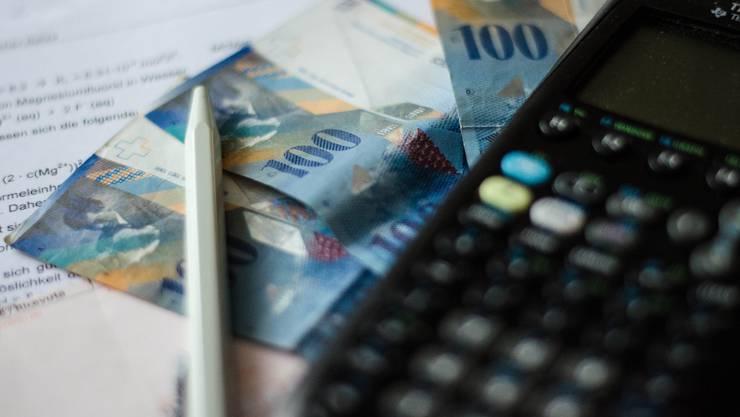 Die Regierung hat Buchs eine Steuererhöhung verordnet. (Symbolbild)
