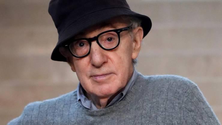 Die wegen der Missbrauchsvorwürfe gegen Woody Allen umstrittene Autobiografie des US-Filmemachers erscheint nun doch nicht. (Archivbild)