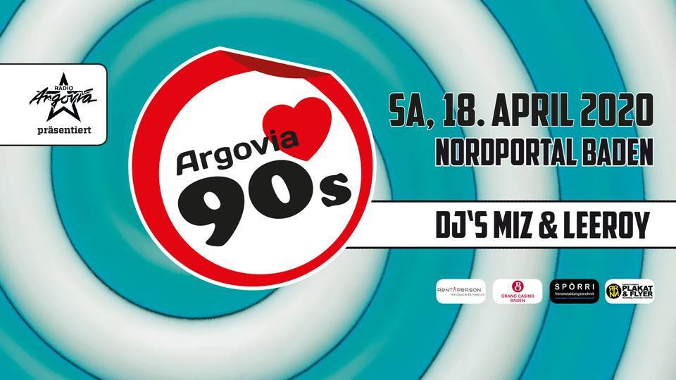 Argovia loves 90's