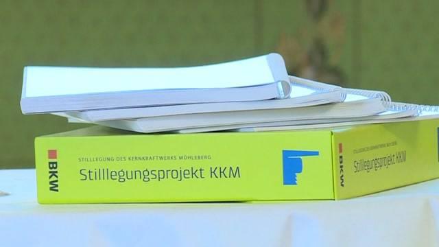 Komplizierte Stilllegung vom AKW Mühleberg