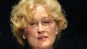 US-Schauspielerin Meryl Streep (Archiv)