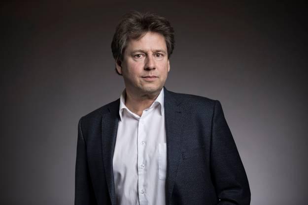 Professor Reiner Eichenberger.