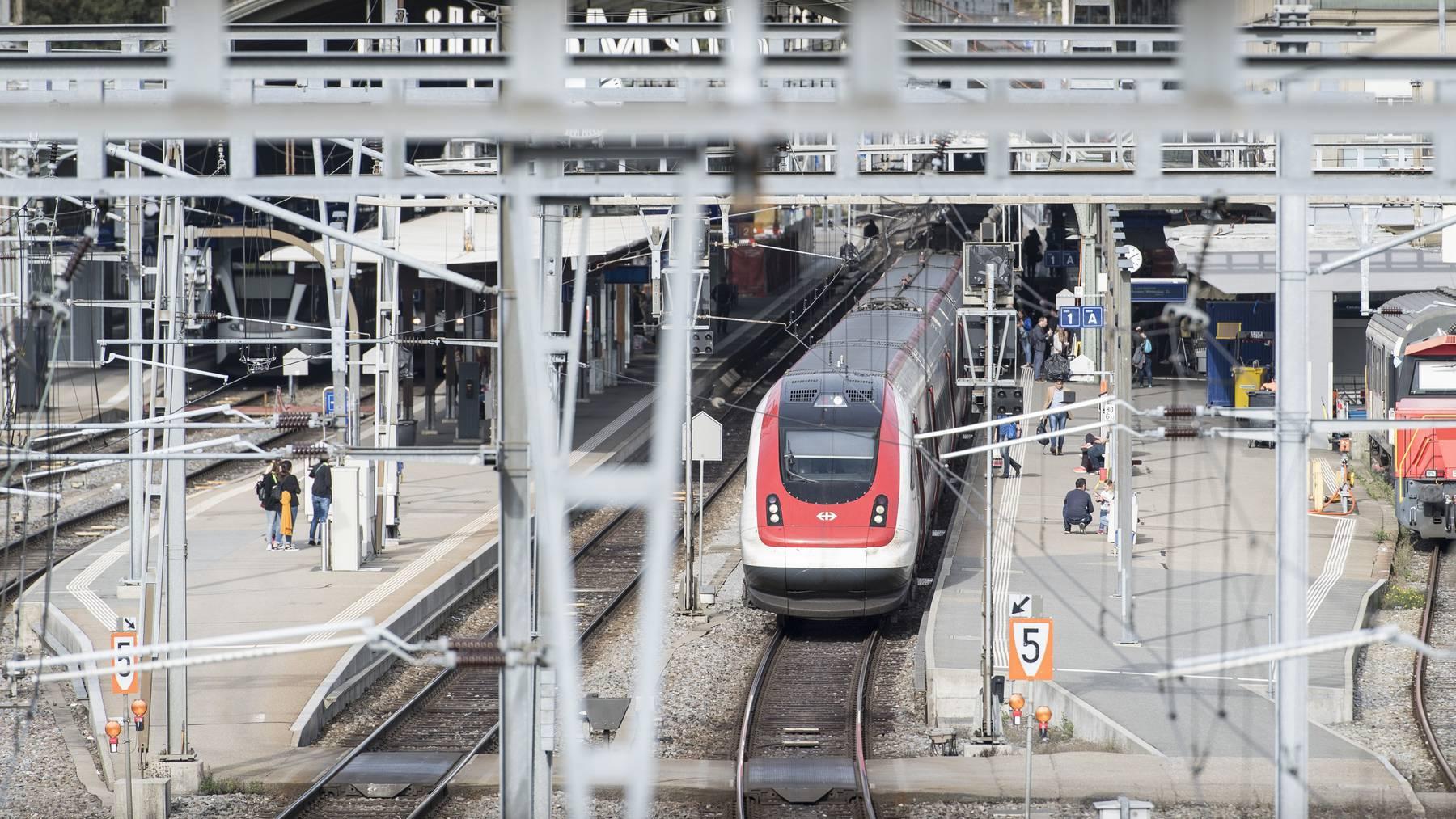 Bessere Verbindungen nach und von Zürich sind gefordert.