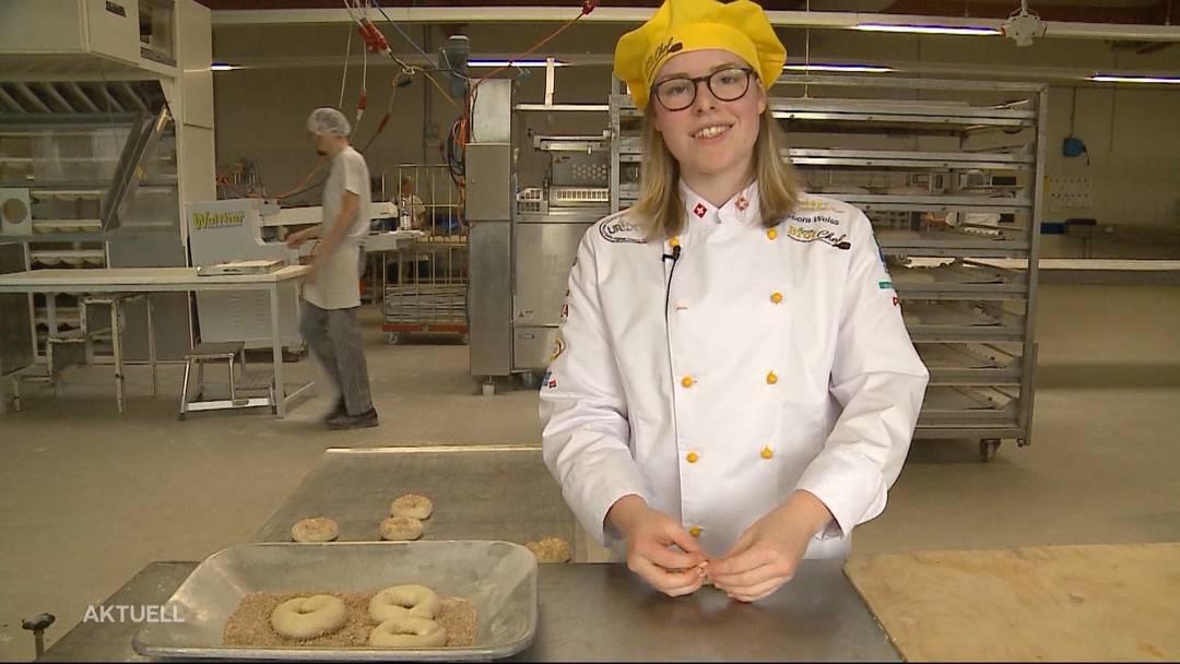 Aargauer Bäckerin ist die Beste