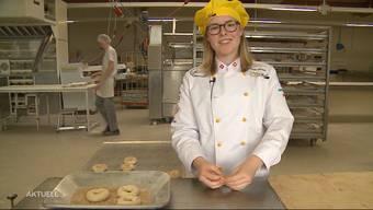 Aargauer Bäckerin wird Junior-Brot-Chefin.