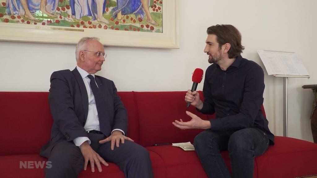"""""""... dann Gute Nacht!"""": Politiker stehen Red und Antwort"""