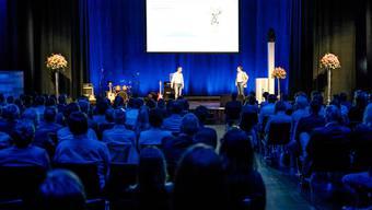 An der Kulturnacht im Frühling 2017 ist jedermann willkommen im Campussaal Brugg-Windisch.