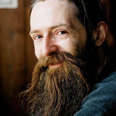 Aubrey de Grey (56), Informatiker und Doktor der Biologie ehrenhalber.