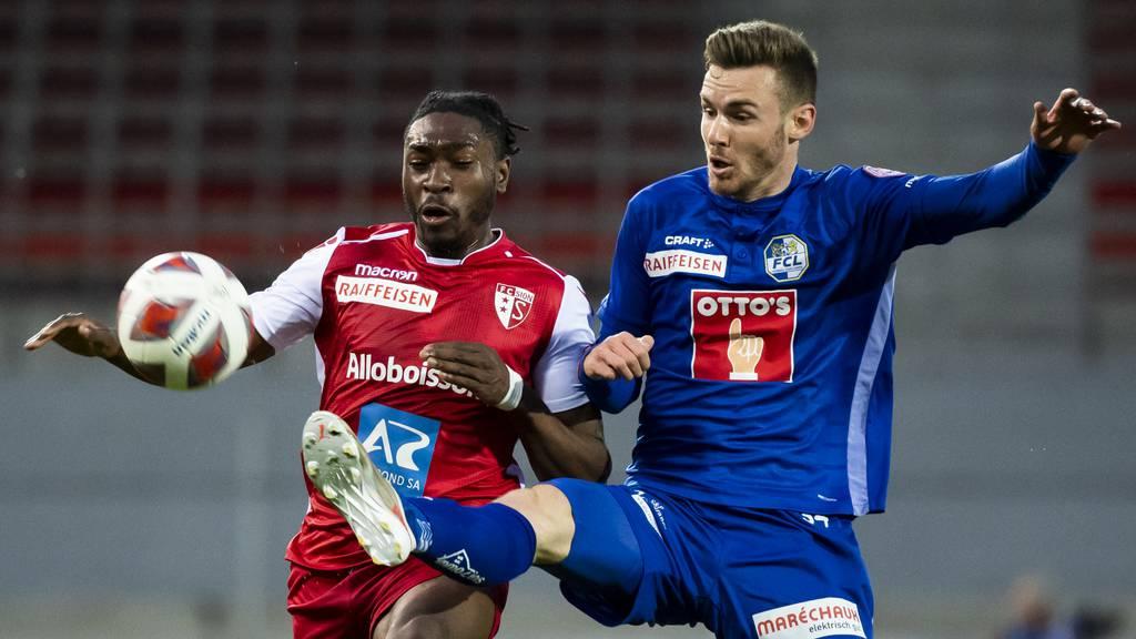 FC Luzern verspielt den Sieg in der letzten Minute