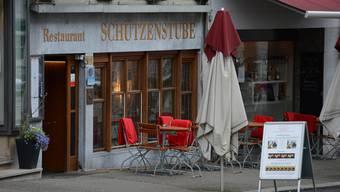 Restaurant Schützenstube in Liestal.