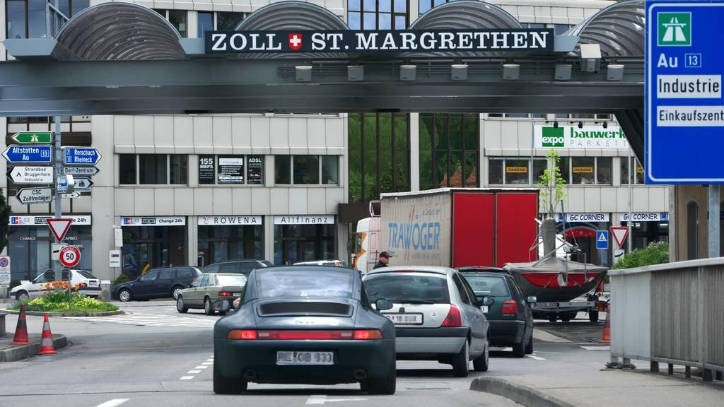 Schweizer «Spione» illegal in Vorarlberg unterwegs