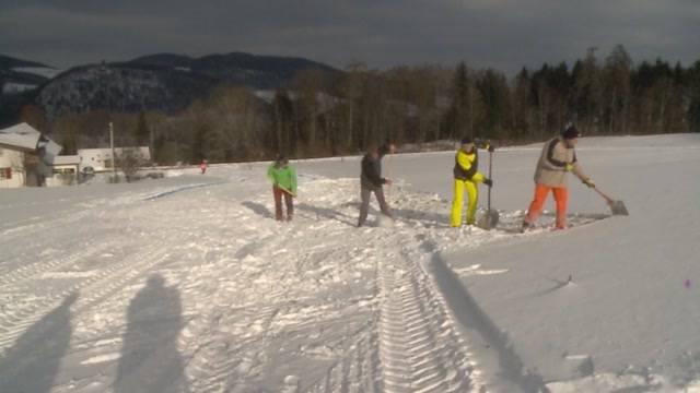 """Skirennen im Aargau ist kein """"Chabis"""""""