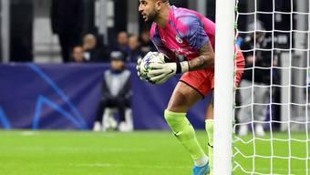 Kyle Walker konnte sich selbst als Interims-Goalie von Manchester City nicht beeindrucken