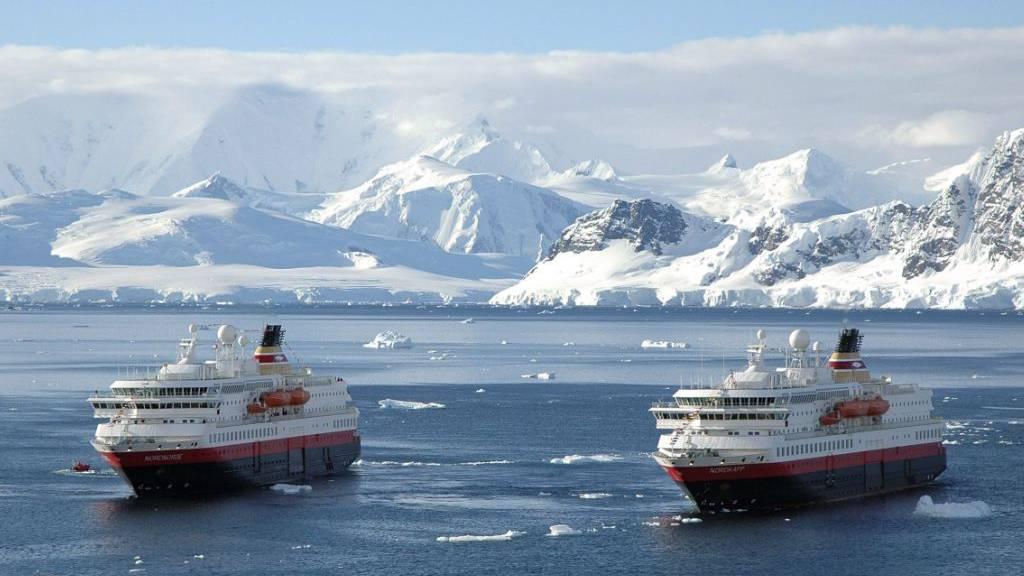Hurtigruten verzichtet bis Ende Jahr auf Expeditionsreisen. (Archivbild)