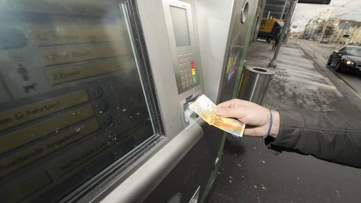 Automaten wie hier am Voltaplatz werden beim Bezug von U-Abos immer wichtiger.