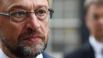 Martin Schulz, derzeit Präsident des EU-Parlaments, zieht es von der europäischen in die deutsche Politik. (Archivbild)