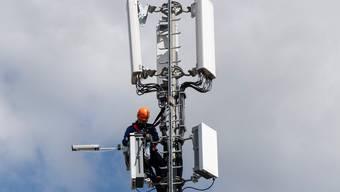 Mittlerweile stehen in der Schweiz 2'500 5G-Antennen.