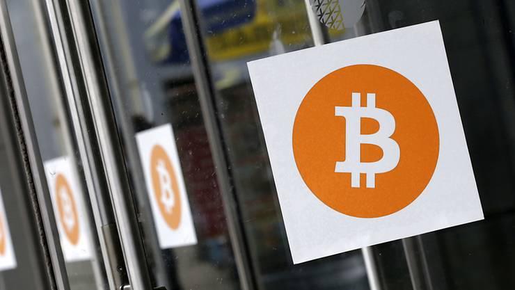 Der anhaltende Boom mit Kryptowährungen wie Bitcoin führt bei Swissquote zu einer Flut von Anträgen für Kontoeröffnungen. (Archiv)